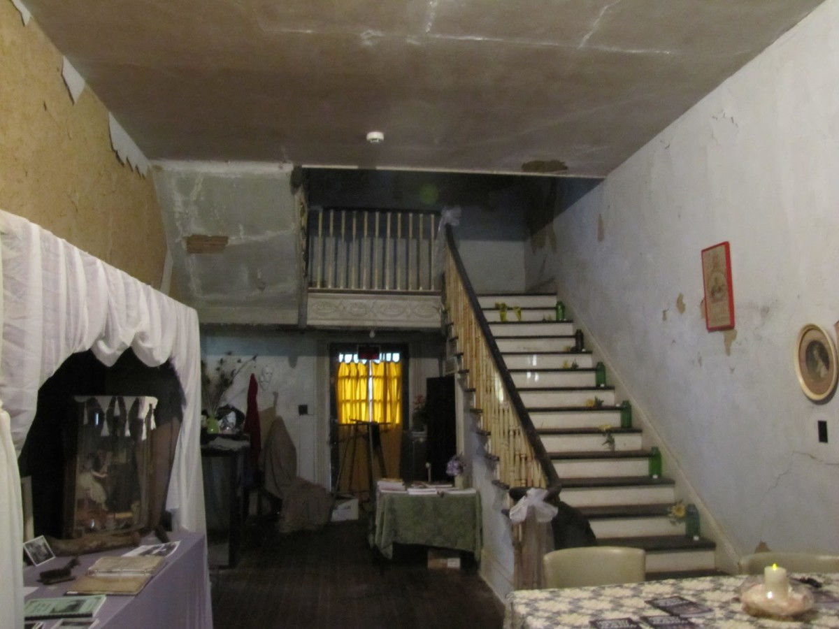 Sweetwater Mansion: Haunted Alabama