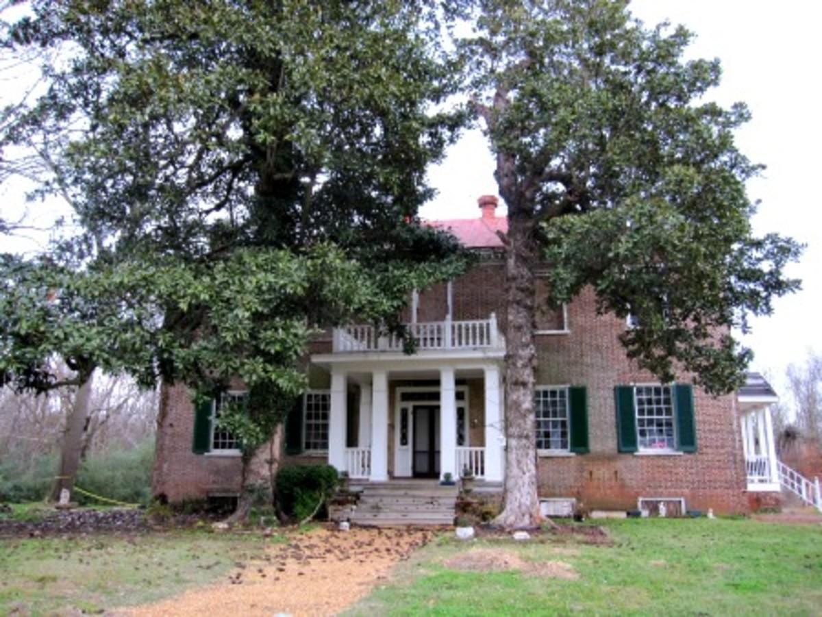 Sweetwater Mansion- Haunted Alabama