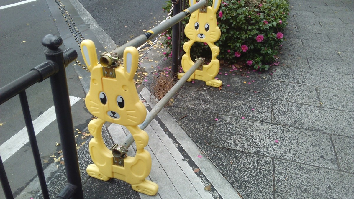 Every city has its own cute mascots for everything, and Yokohama is no exception!