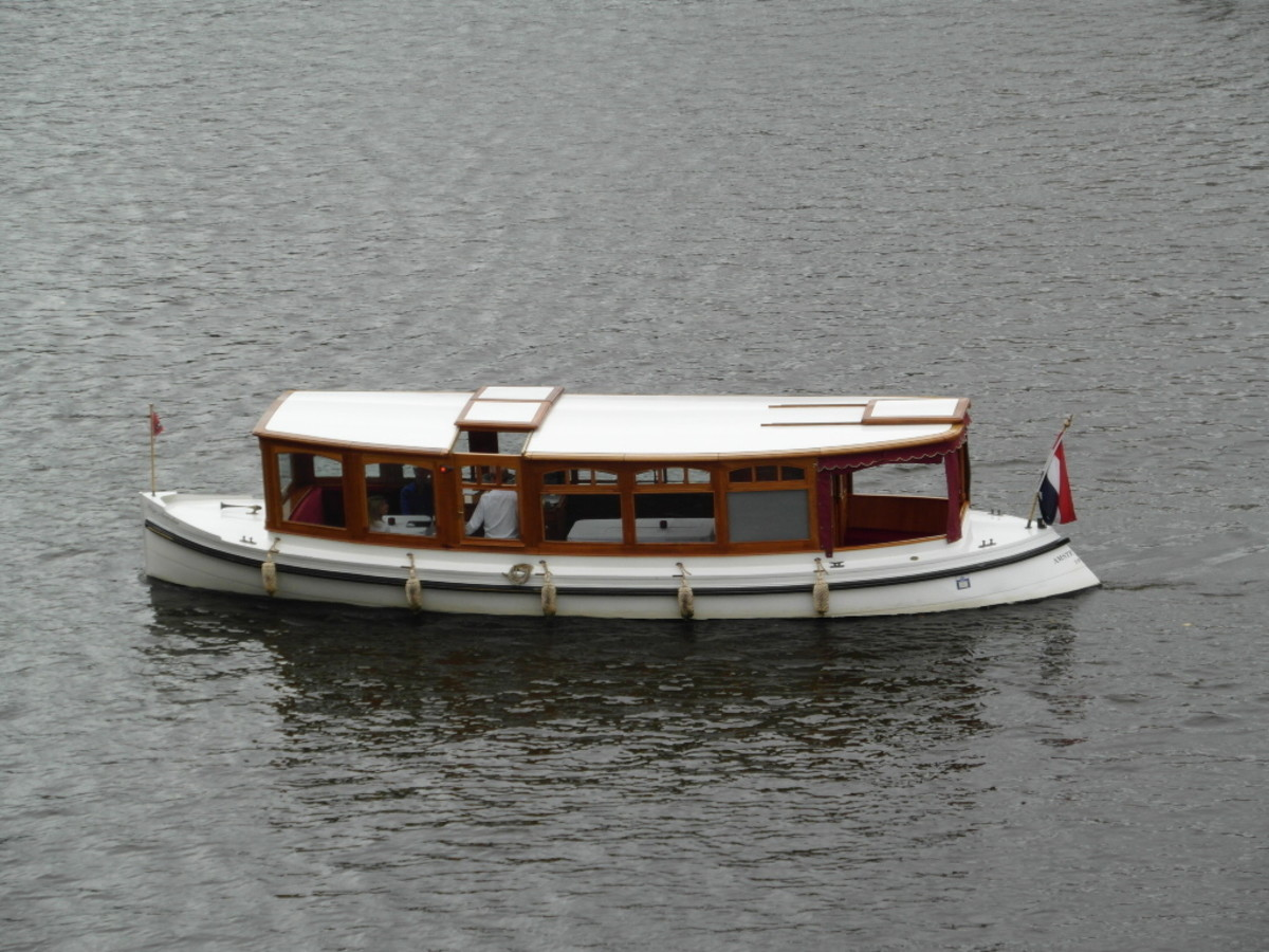 One of the Amstel launches.
