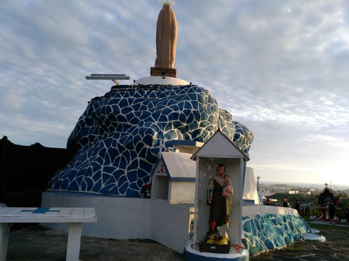 Our Lady's Grotto, Notre Dame Du Pacifique