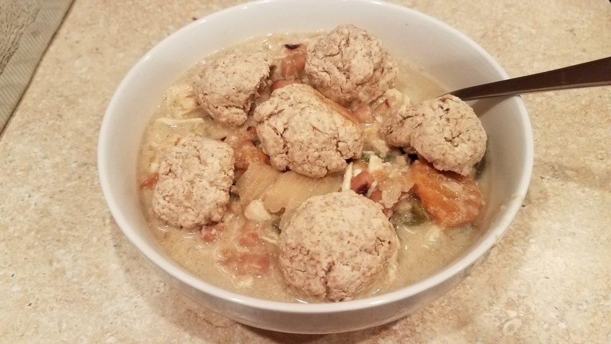 How to Make Crock-Pot Chicken Pot Pie Soup