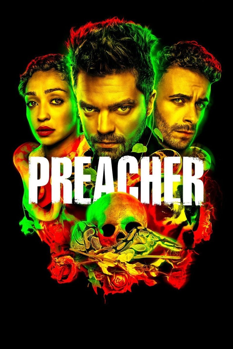 Shows Like Preacher