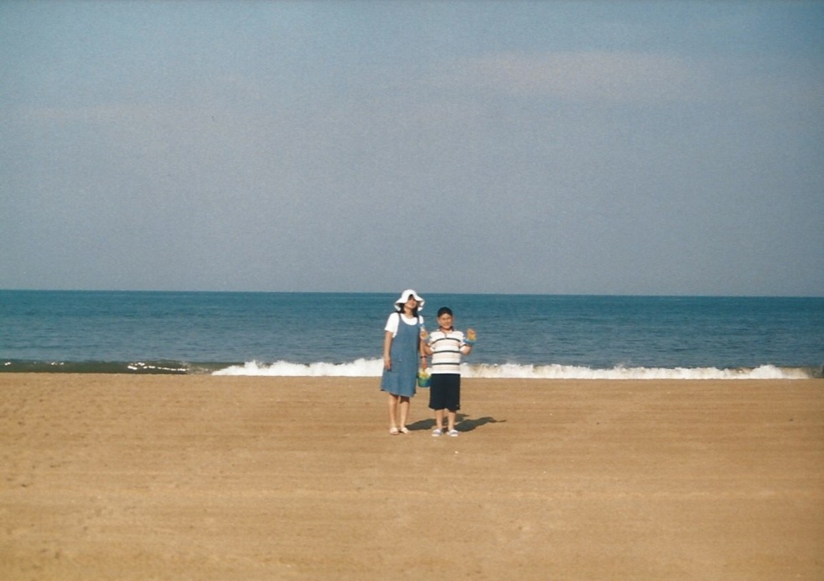 Virginia Beach, May 2002.