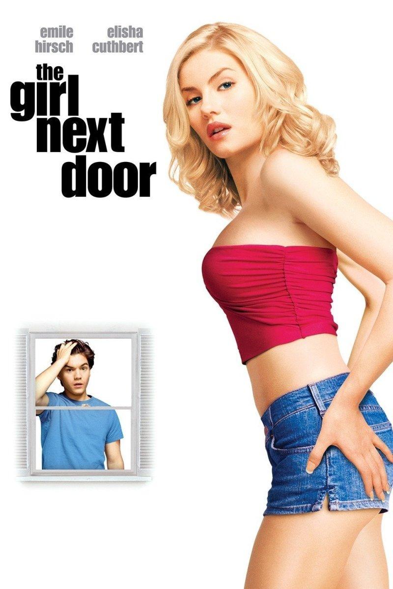 """Original poster for """"The Girl Next Door"""""""