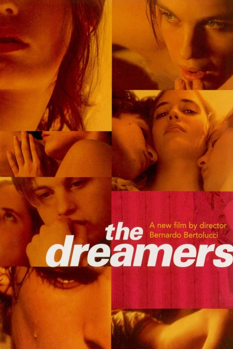 """Original movie poster for """"The Dreamers"""""""