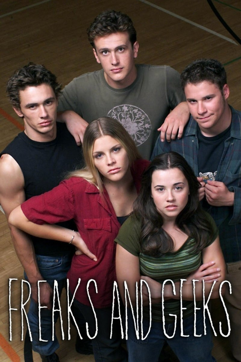 """Freaks and Geeks"" poster"
