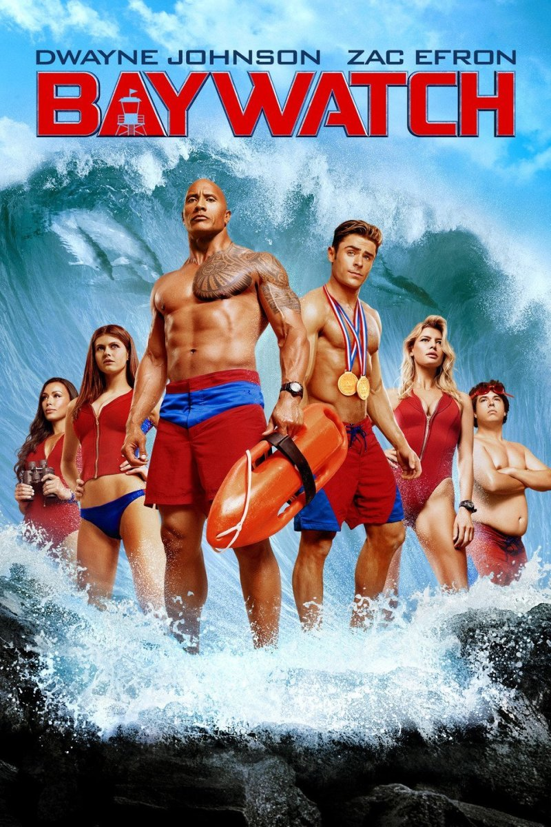 Top 10 Capricious Movies Like 'Baywatch'