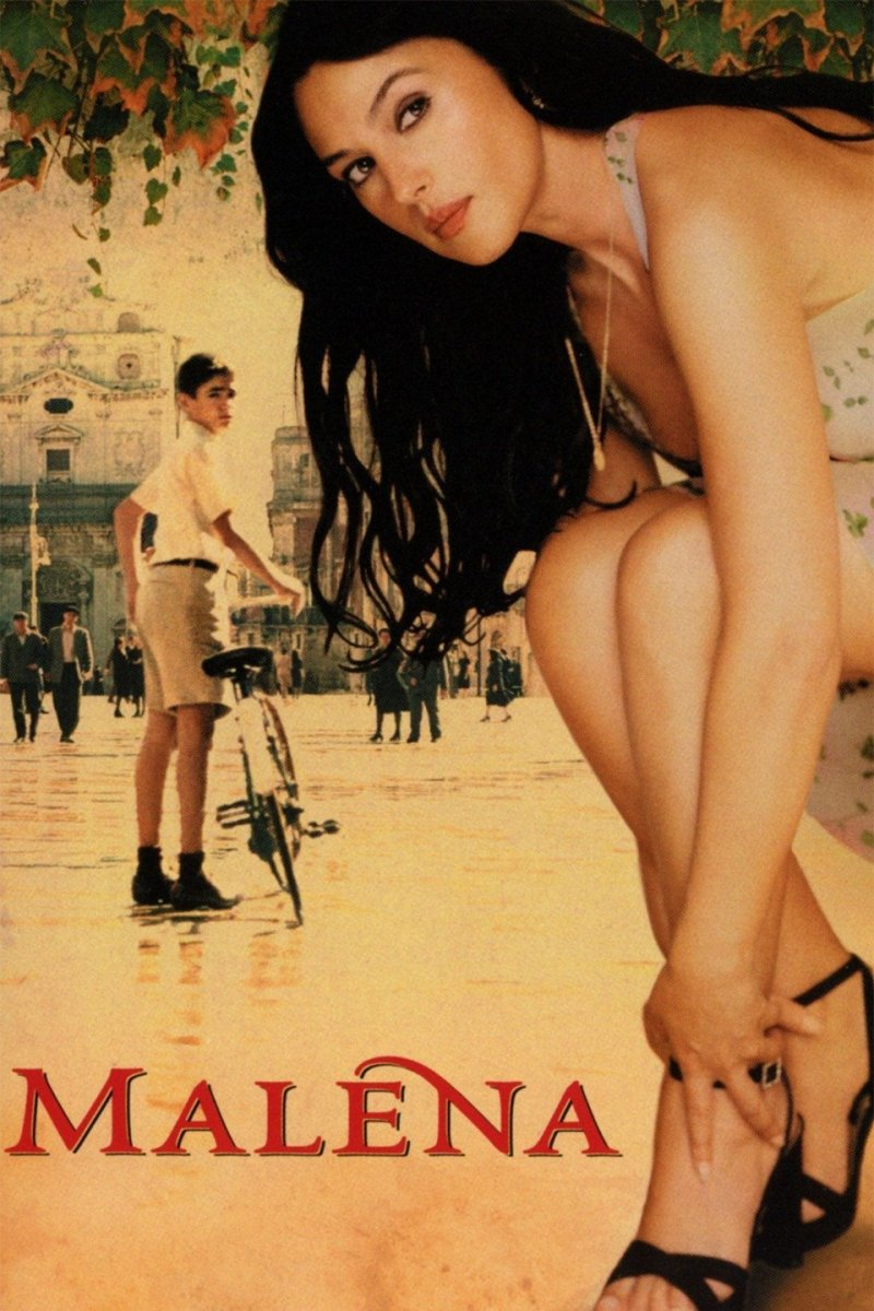 Top 18 Raunchy Movies Like 'Malena' Everyone Should Watch