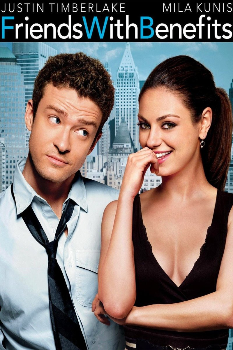 Top 10 Movies Like 'Friends With Benefits' Everyone Should See