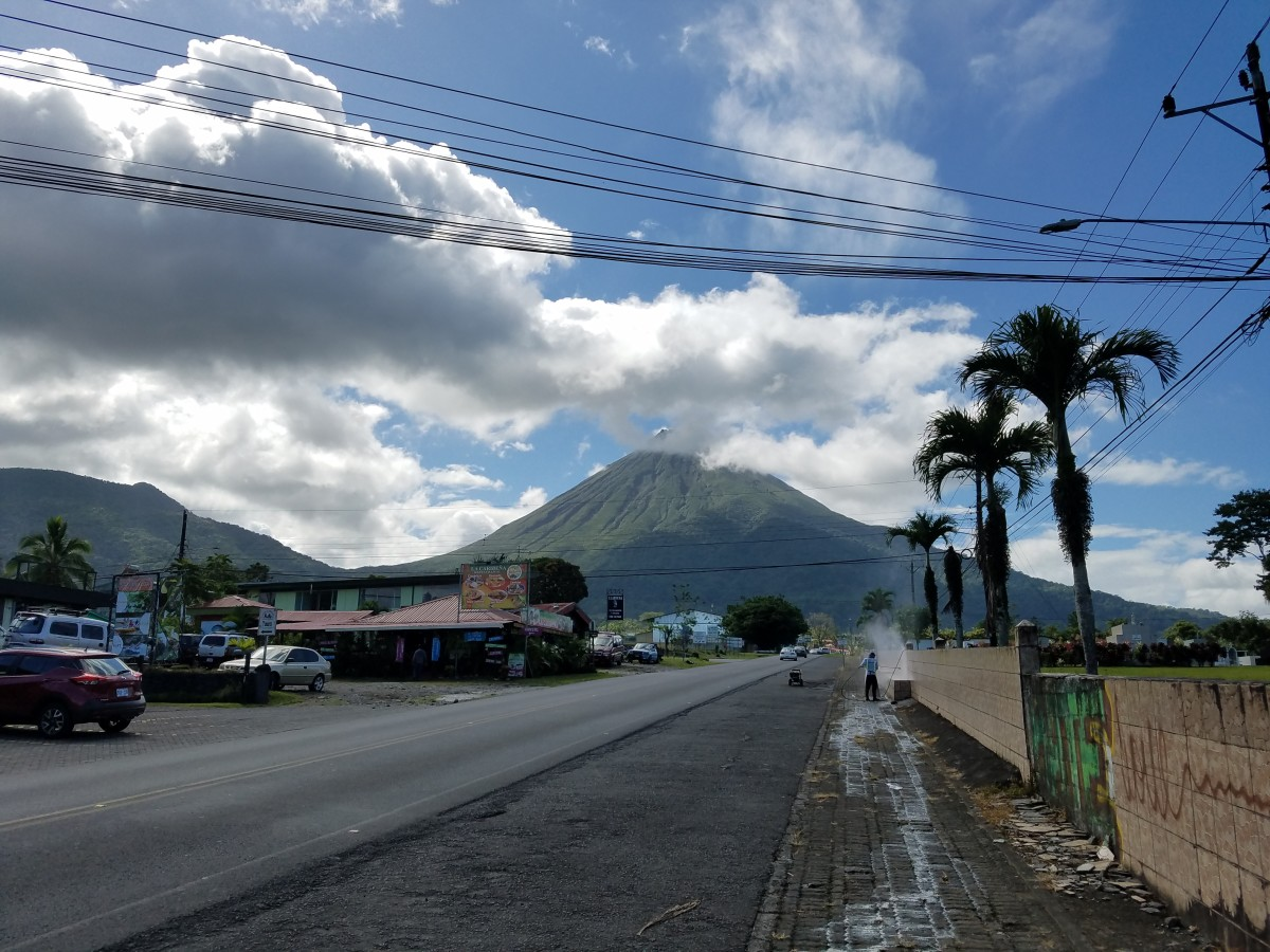 Costa Rica Adventure: Exploring Arenal