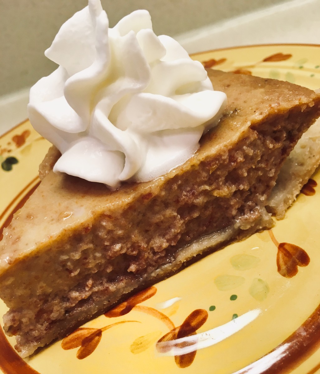 Satisfying Your Sweet Tooth With Sapodilla Pie