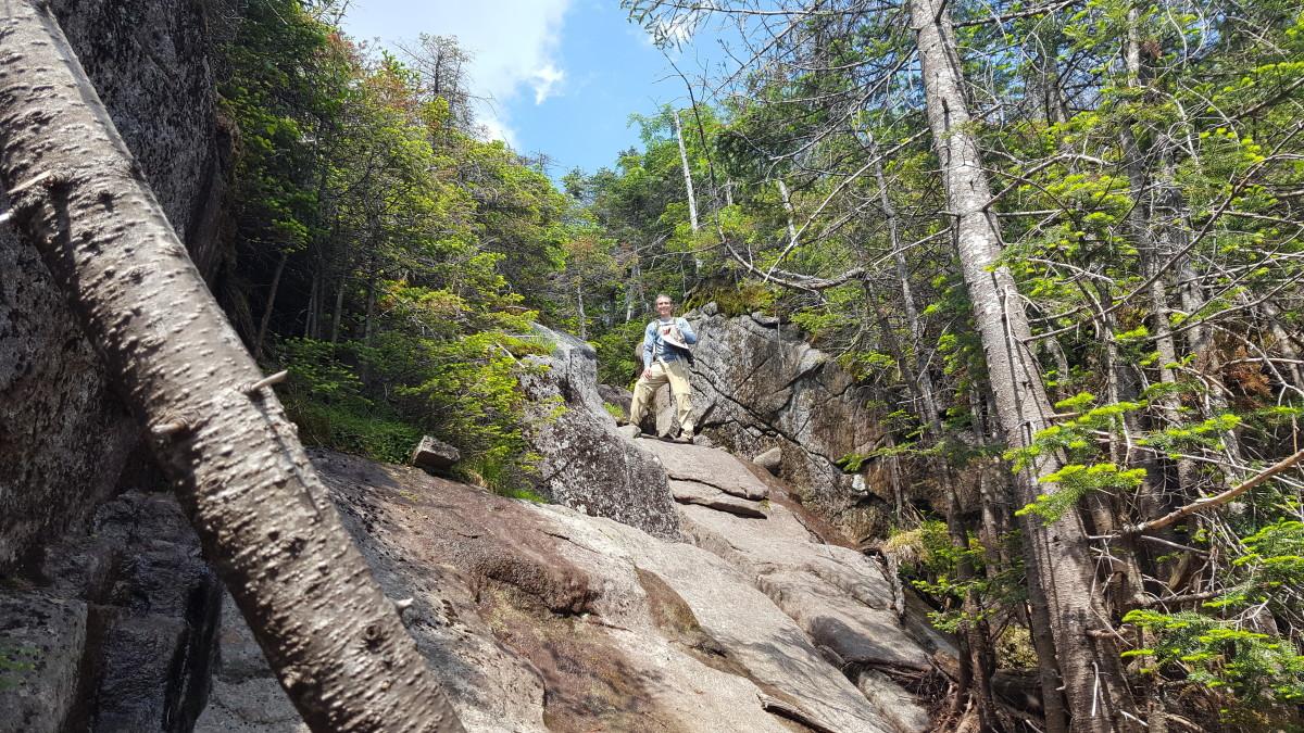Terrain Near the Summit