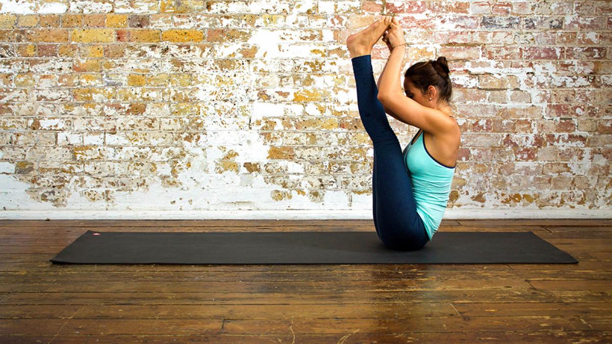 Upward Facing Intense Stretch