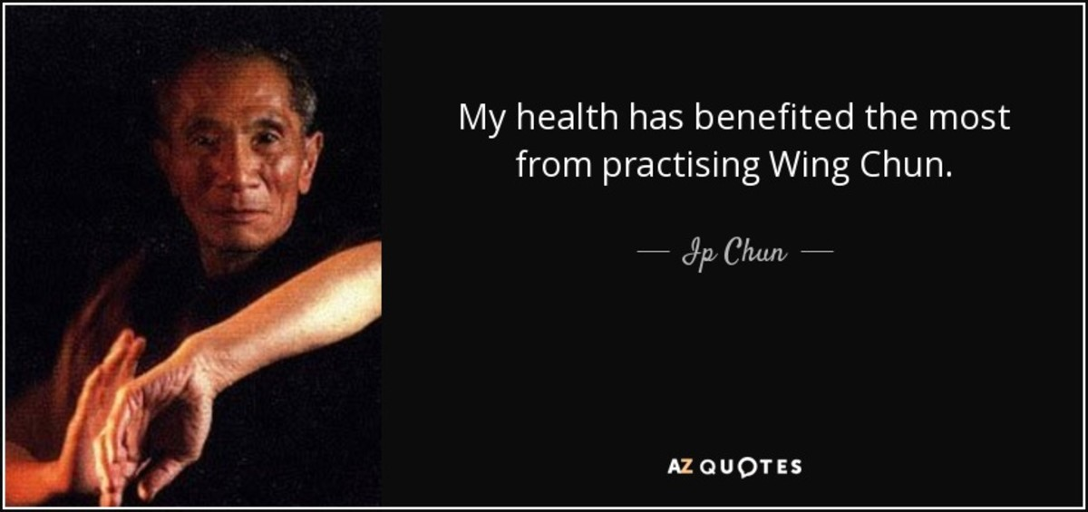 Ip Chun is the eldest son of late legendary martial artist and master of Bruce Lee, Ip Man. Wing Chun is a Chinese Martial Arts