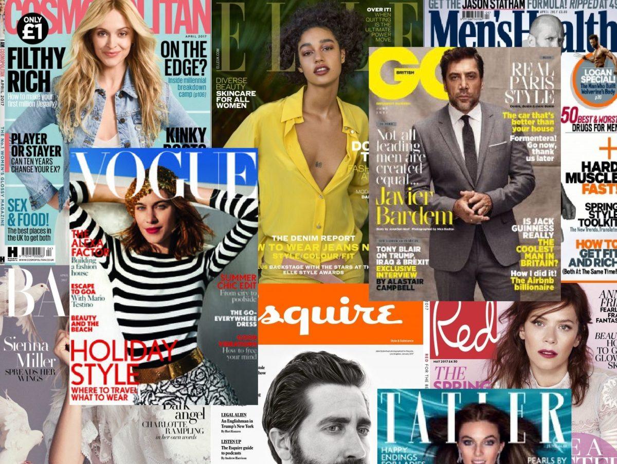 Custom Magazines