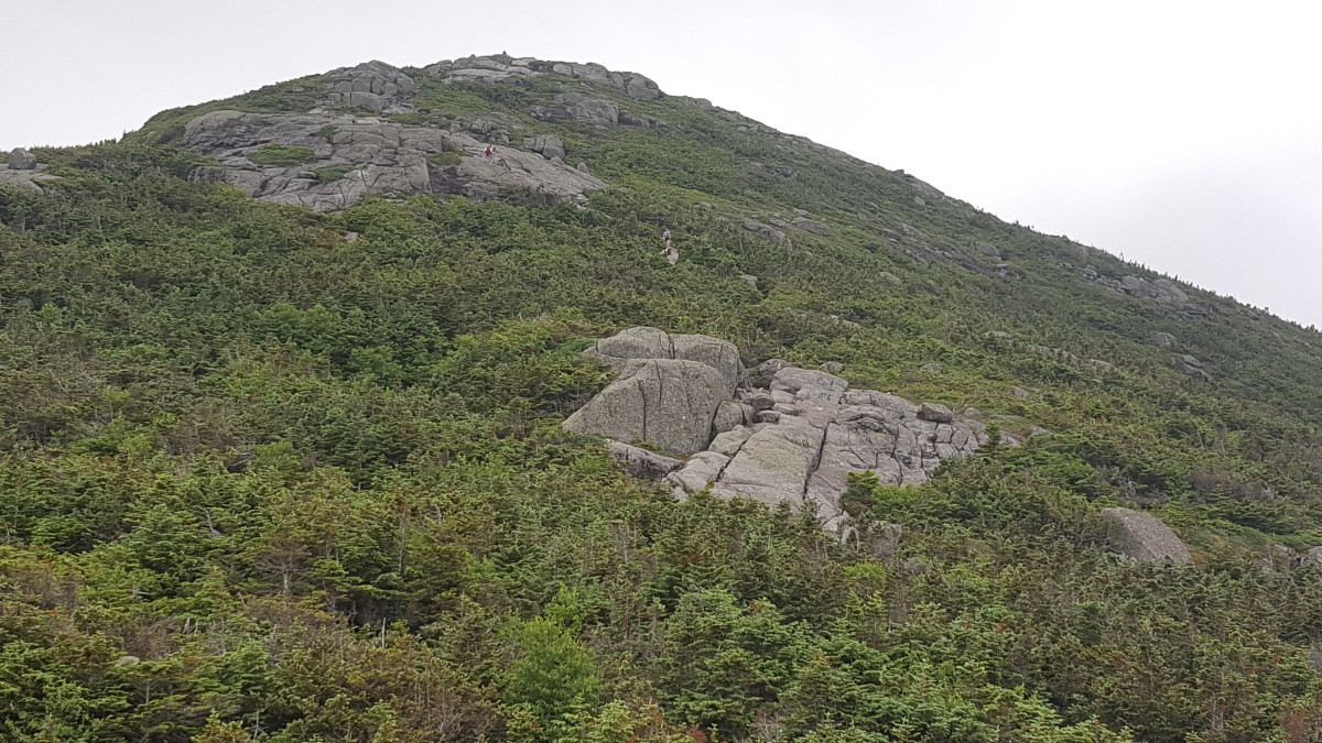 Adirondack Hike: Marcy, Skylight and Gray