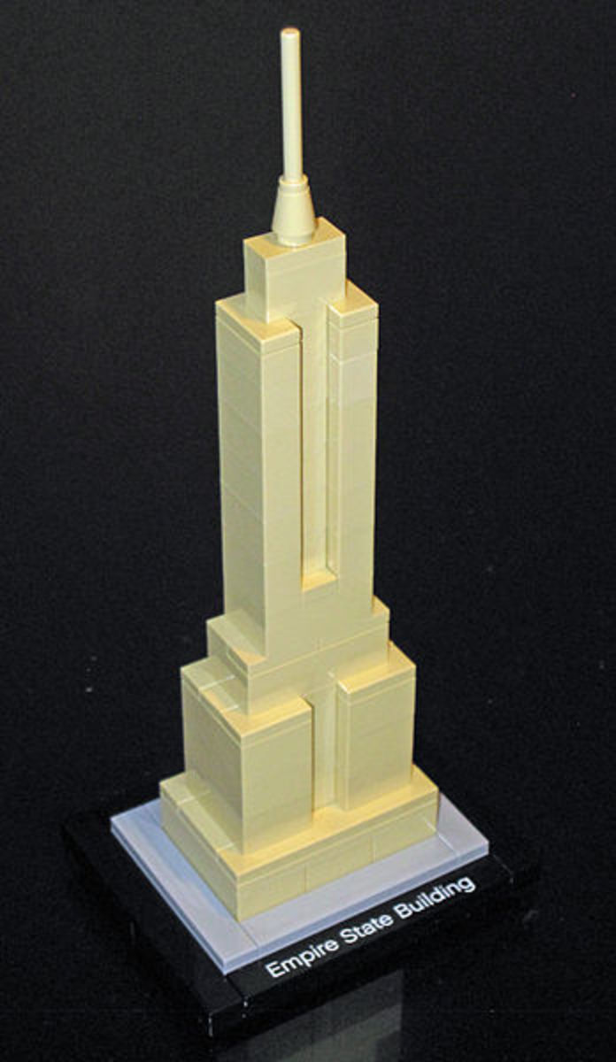 LEGO Empire State Building (CC-BY 2.0)