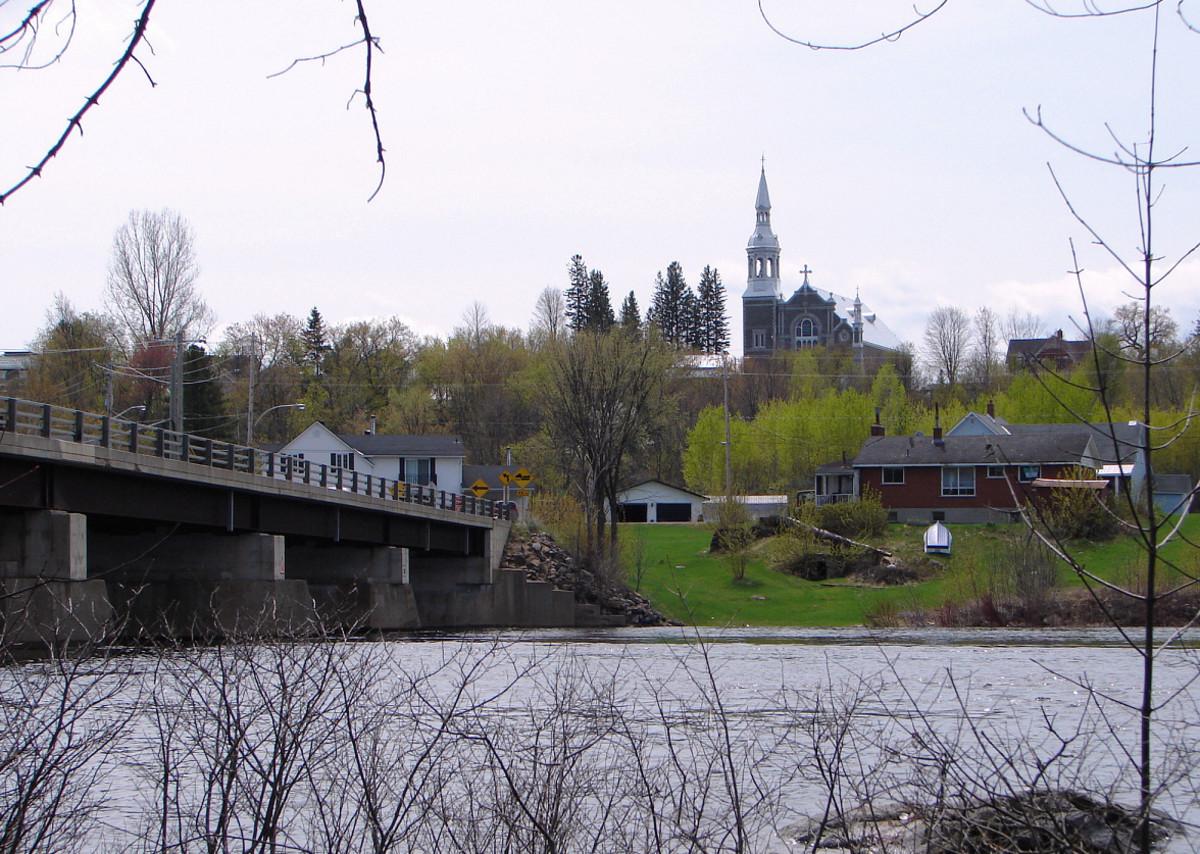 Chapeau, Isle aux Allumettes, Quebec, Canada