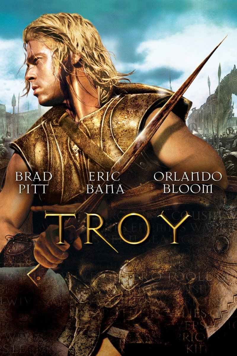 Top 12 Breathtaking Movies Like 'Troy'