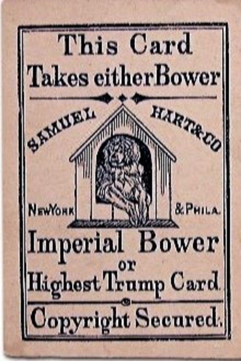 Samuel Hart, 1863 Joker