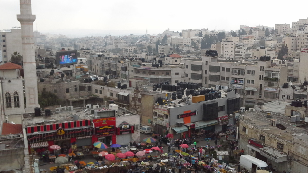 Ramallah: The Mini-Beirut at the Heart of the West Bank