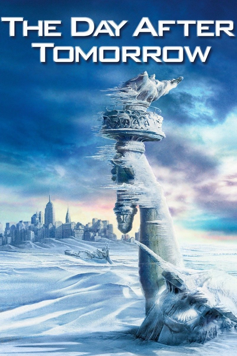 Top 9 Action Movies Like 'The Day After Tomorrow'