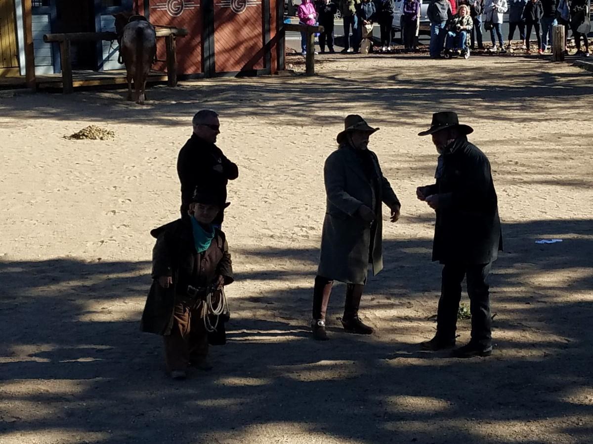 A bad group of bandits.