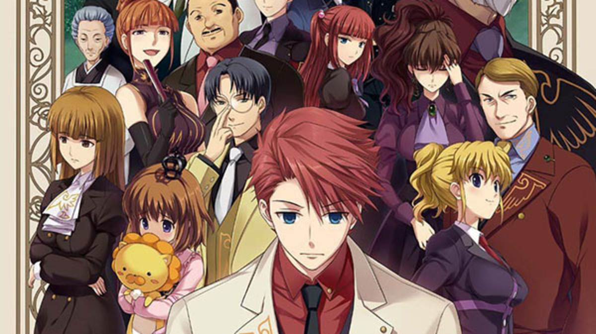 Umineko no Naku Koro ni (Umineko: When They Cry)