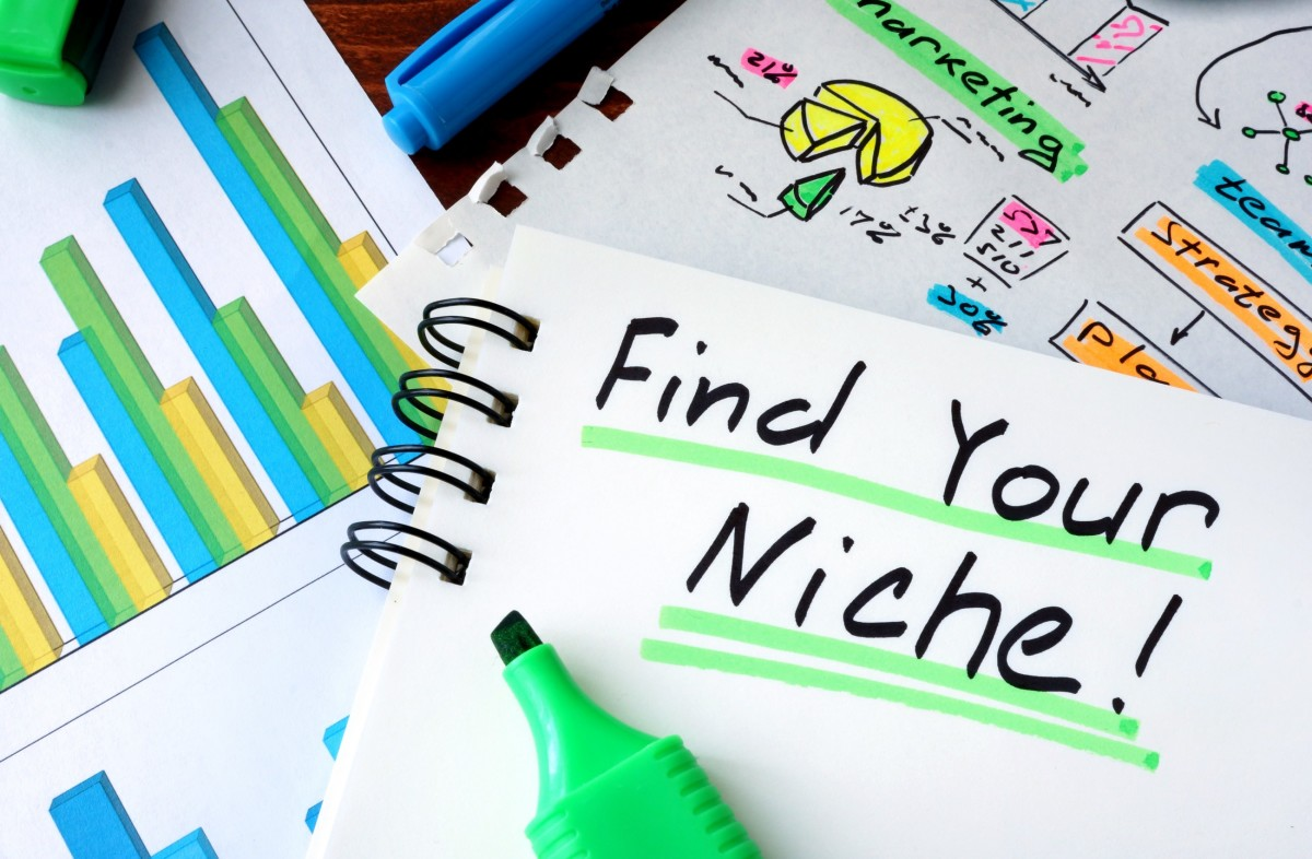 How to Pick a Writing Niche