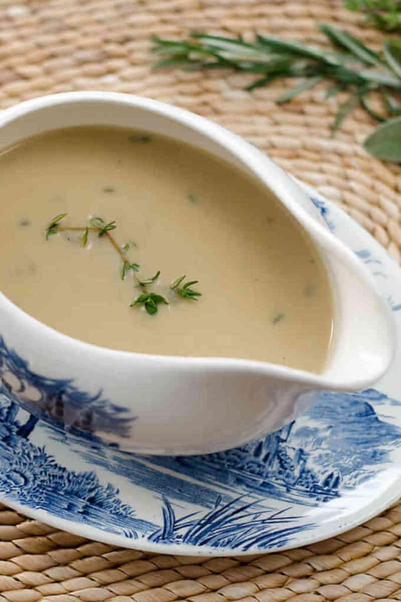 Keto Gravy from cookeatpaleo.com