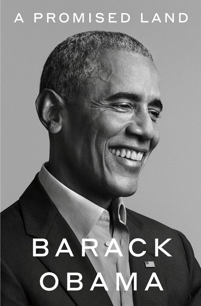 Barack Obama's 'A Promised Land' Is the Biggest Publication of the Year