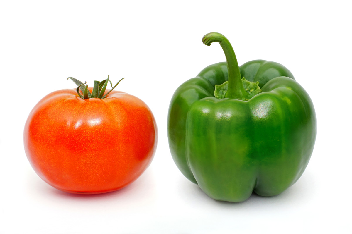 Love Your Colorful Veggies