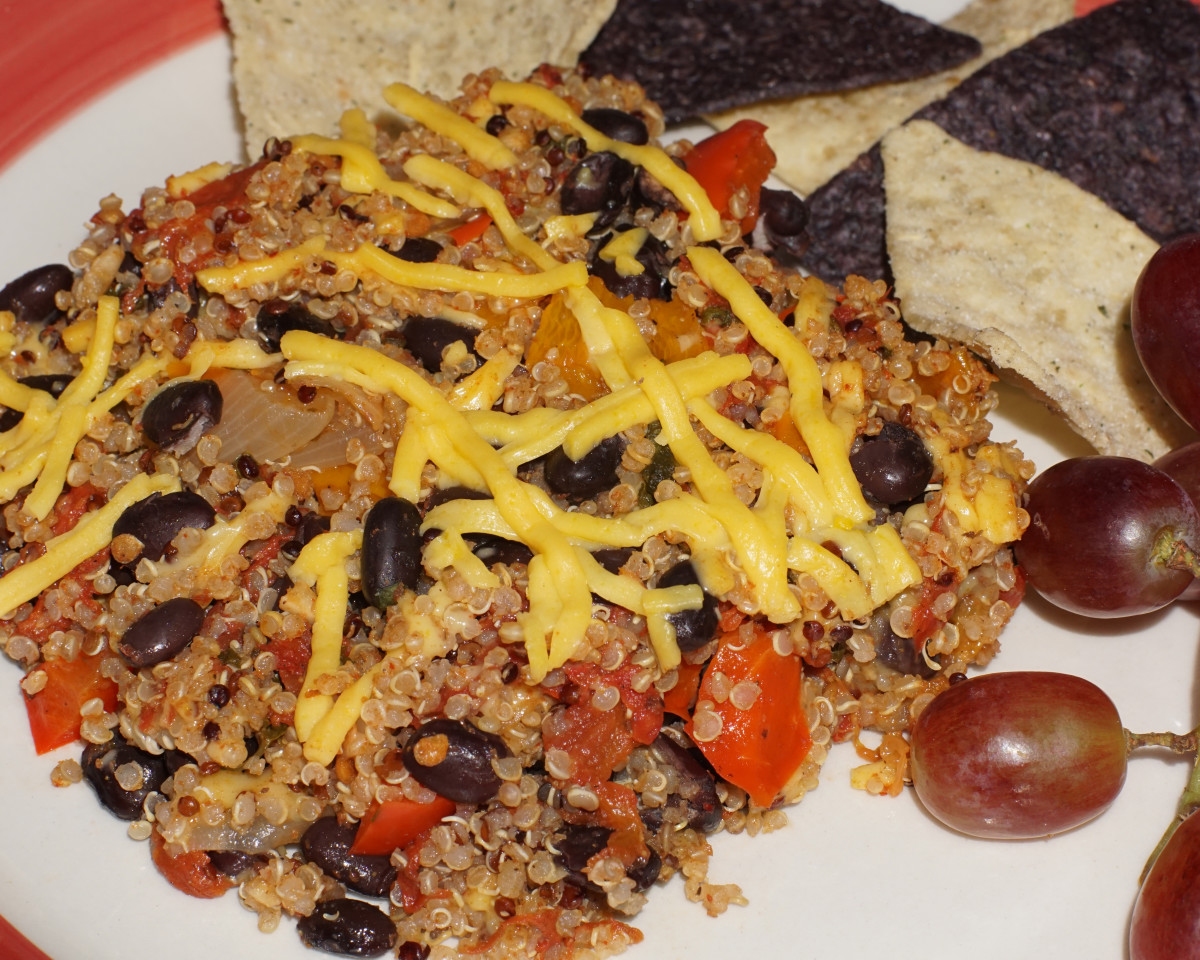 Black Bean and Quinoa Mexican Bake Recipe