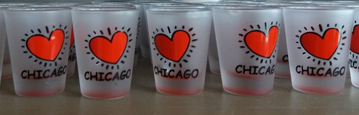 Chicago Shot Glasses