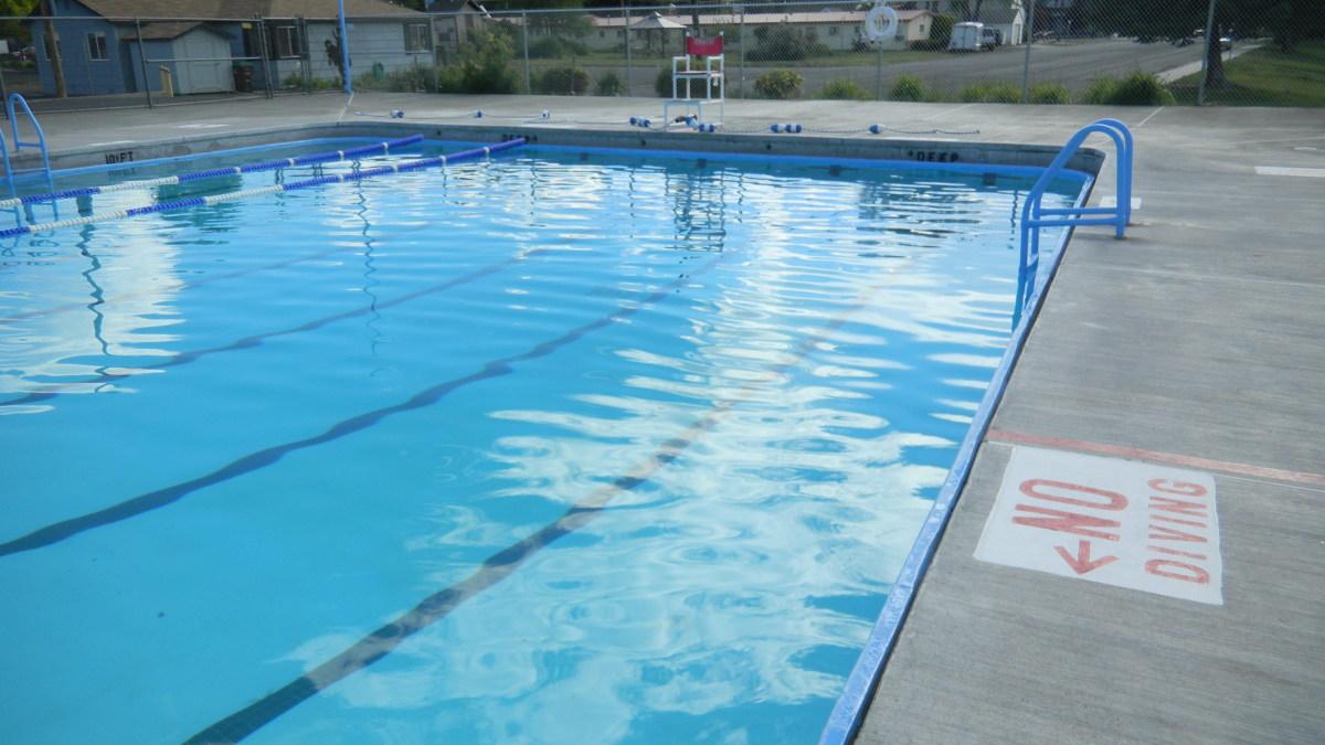 Low Impact Exercise Water Aerobics