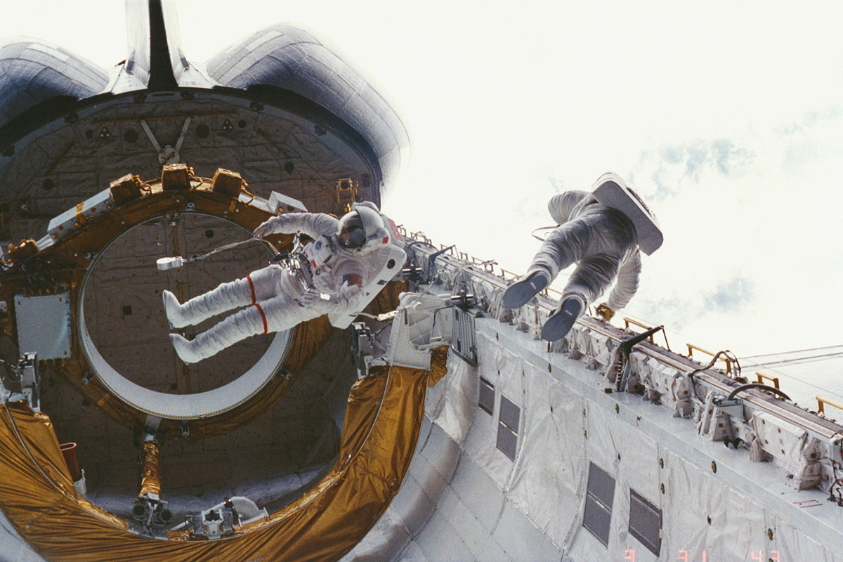 10 Firsts on Board the Space Shuttle Challenger