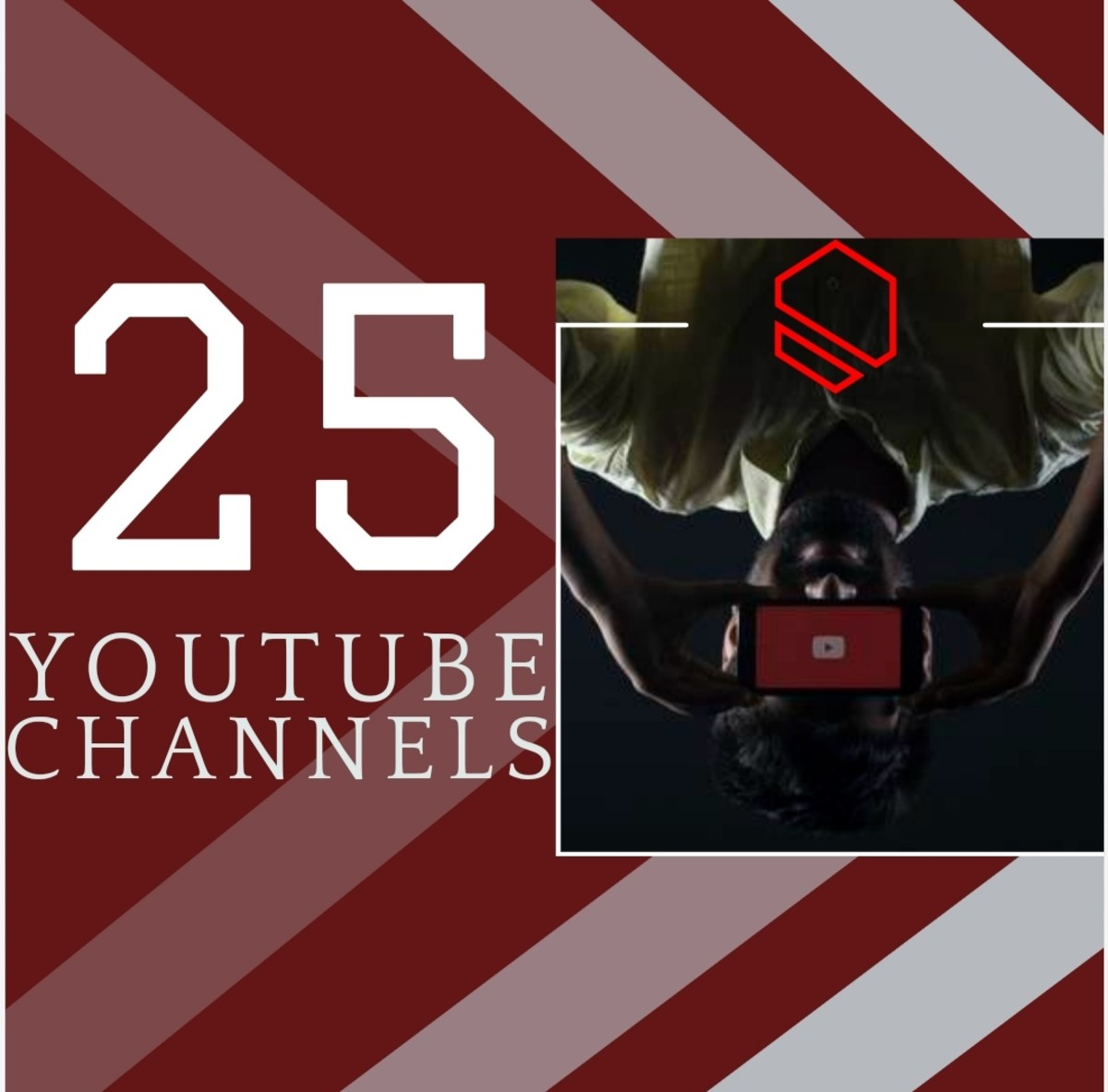 25 YouTube Channels you can subscribe to and binge-watch.