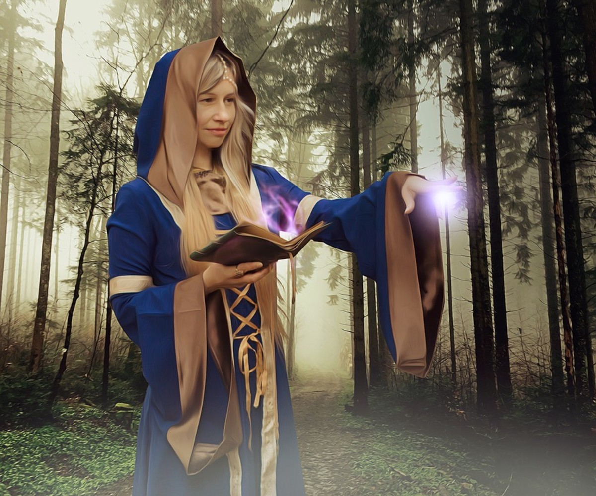 Protect Home, Self & Family With Magick? A Warding Spell