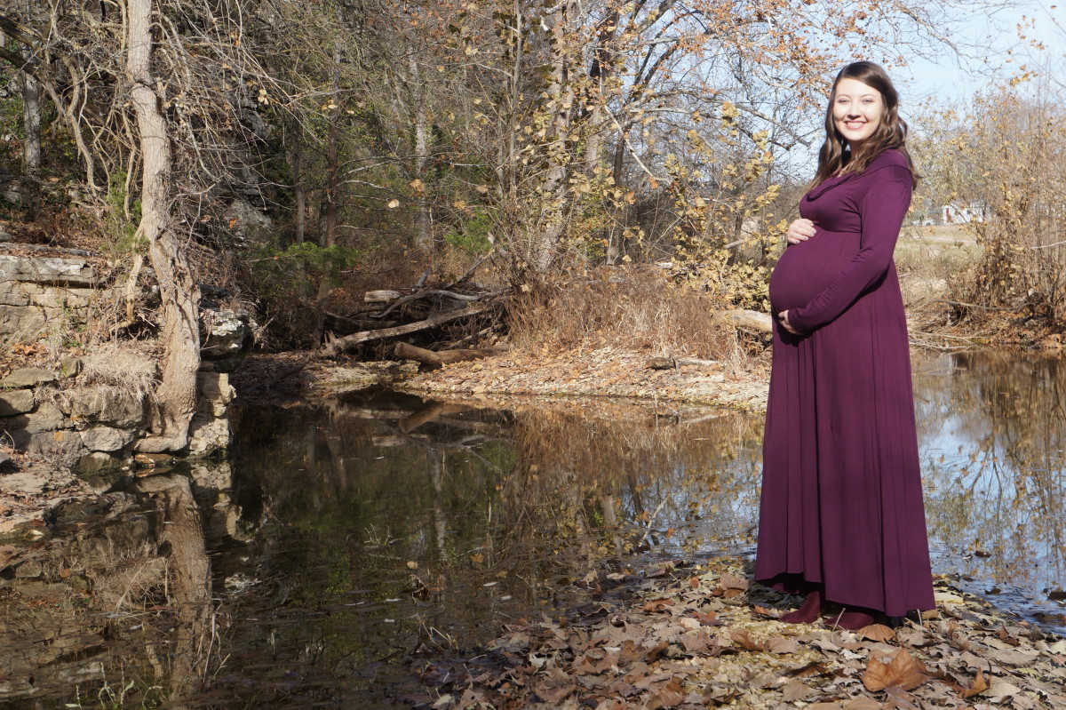 Tips on DIY Maternity Pictures