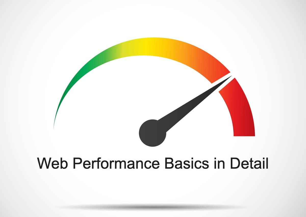 Web Performance Basics in Detail
