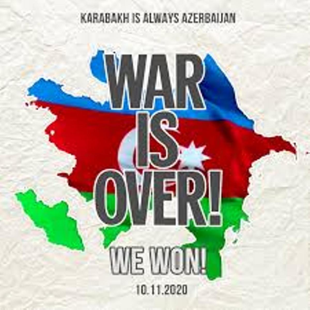 The New Face of War as Azerbaijan Smashes Armenia