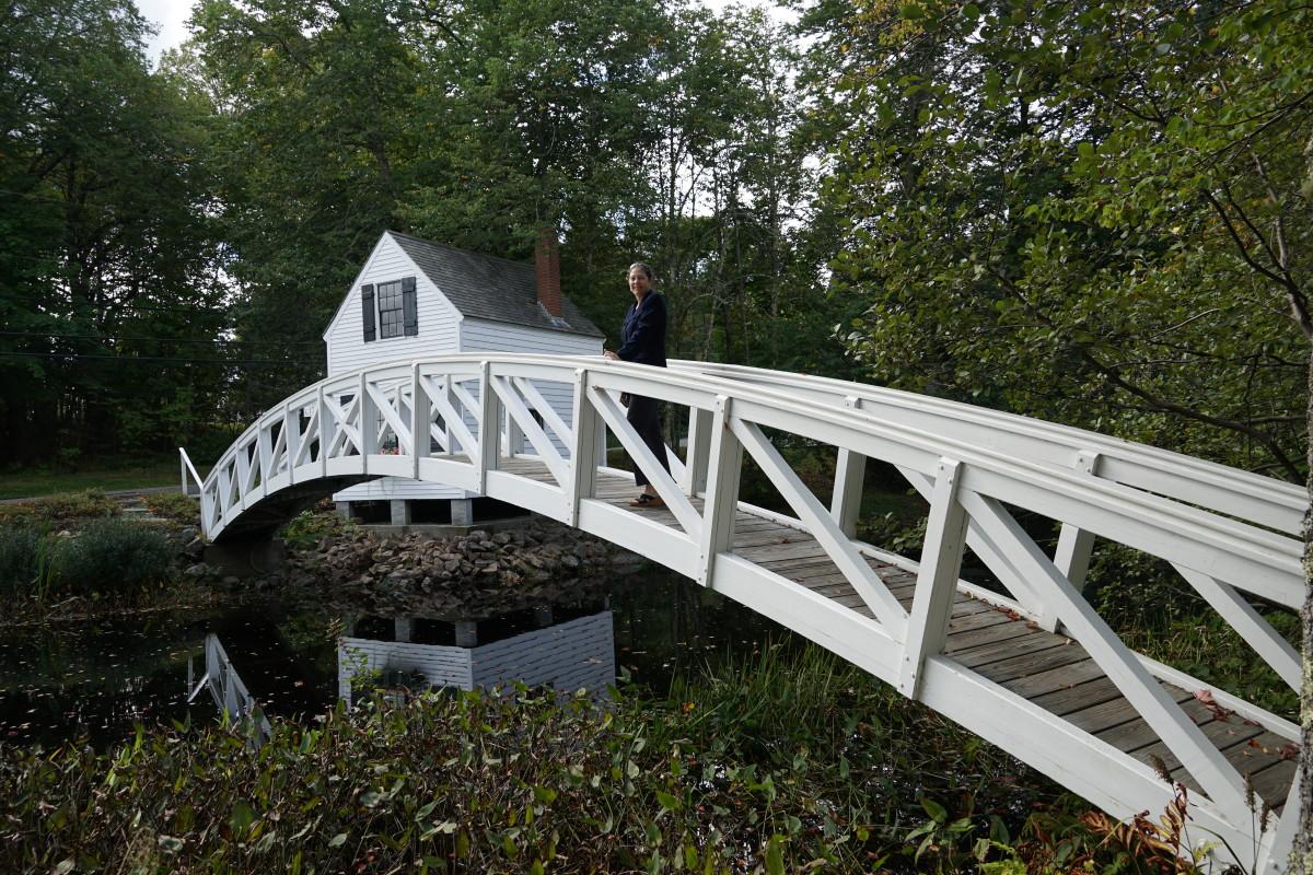 The Somesville Bridge