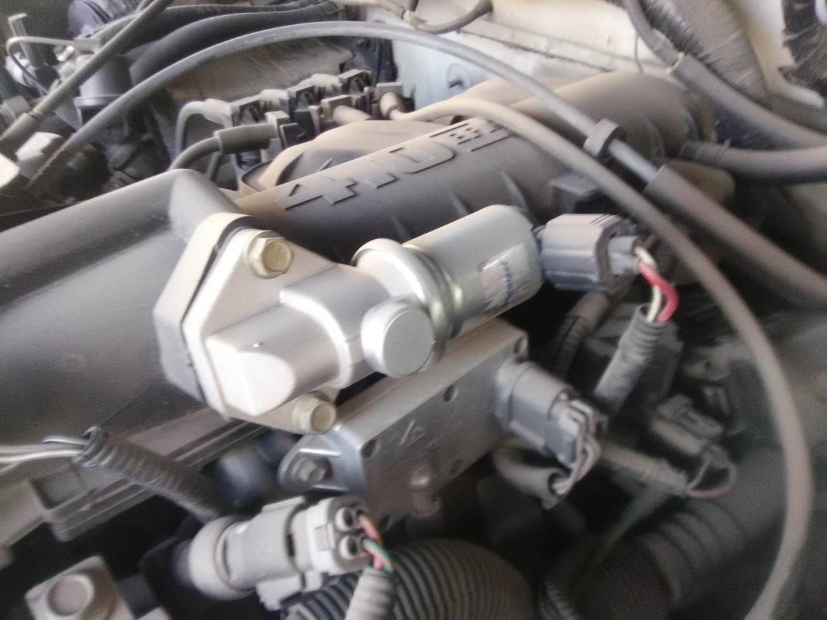 A bad or clogged IAC valve is a common source of engine stalling issues.