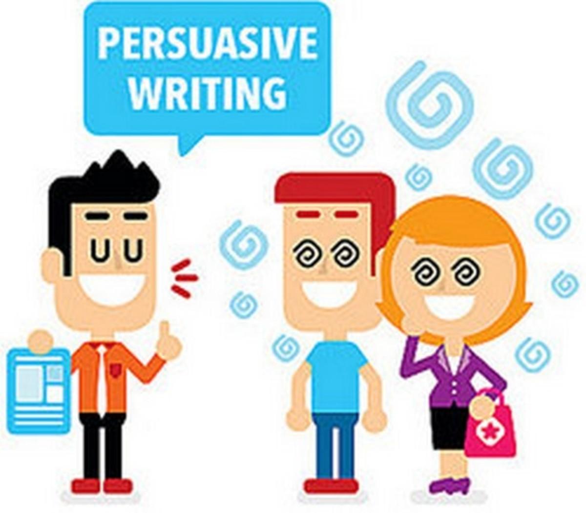 Craft Persuasive Writing Through Visualization