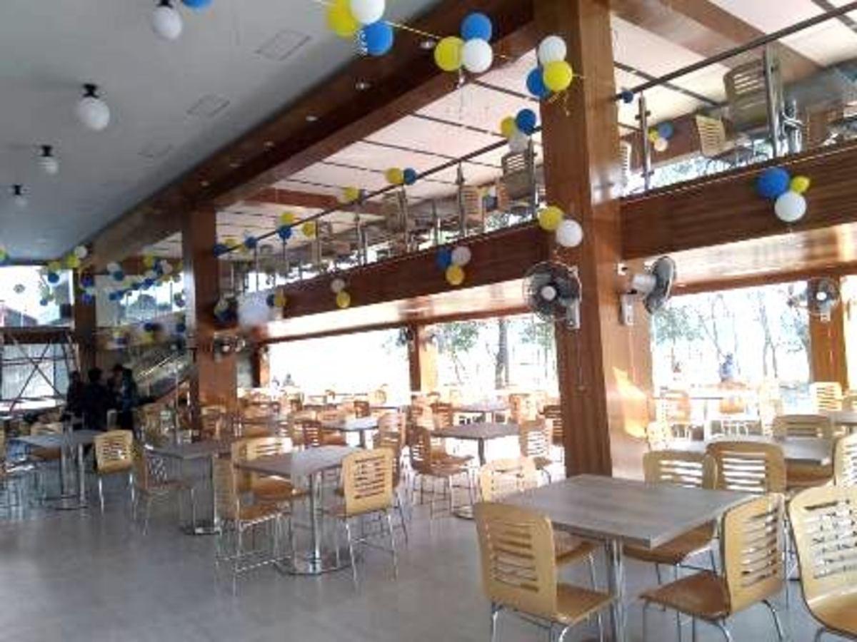 Campus canteen