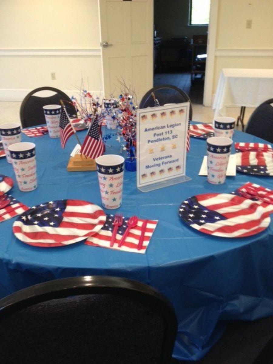 Veterans Moving Forward by American Legion
