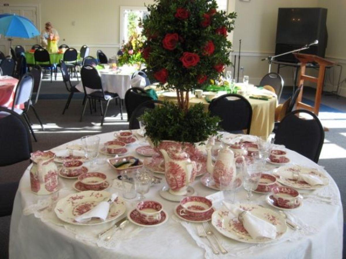 A Brunch At The Manor - Davie Kirkley