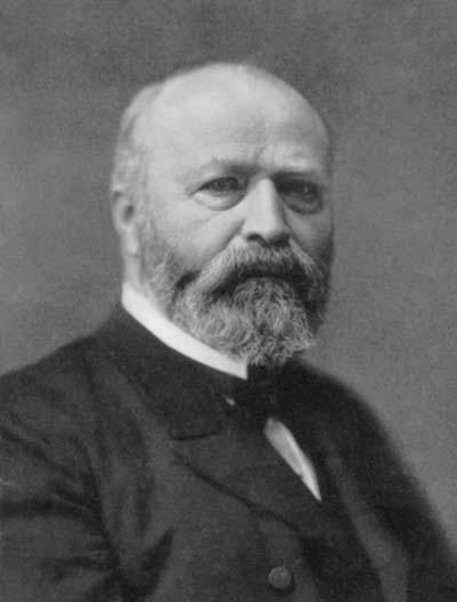 Bernard von Gudden. His body was found in the lake near Ludwig's with evidence of strangulation.