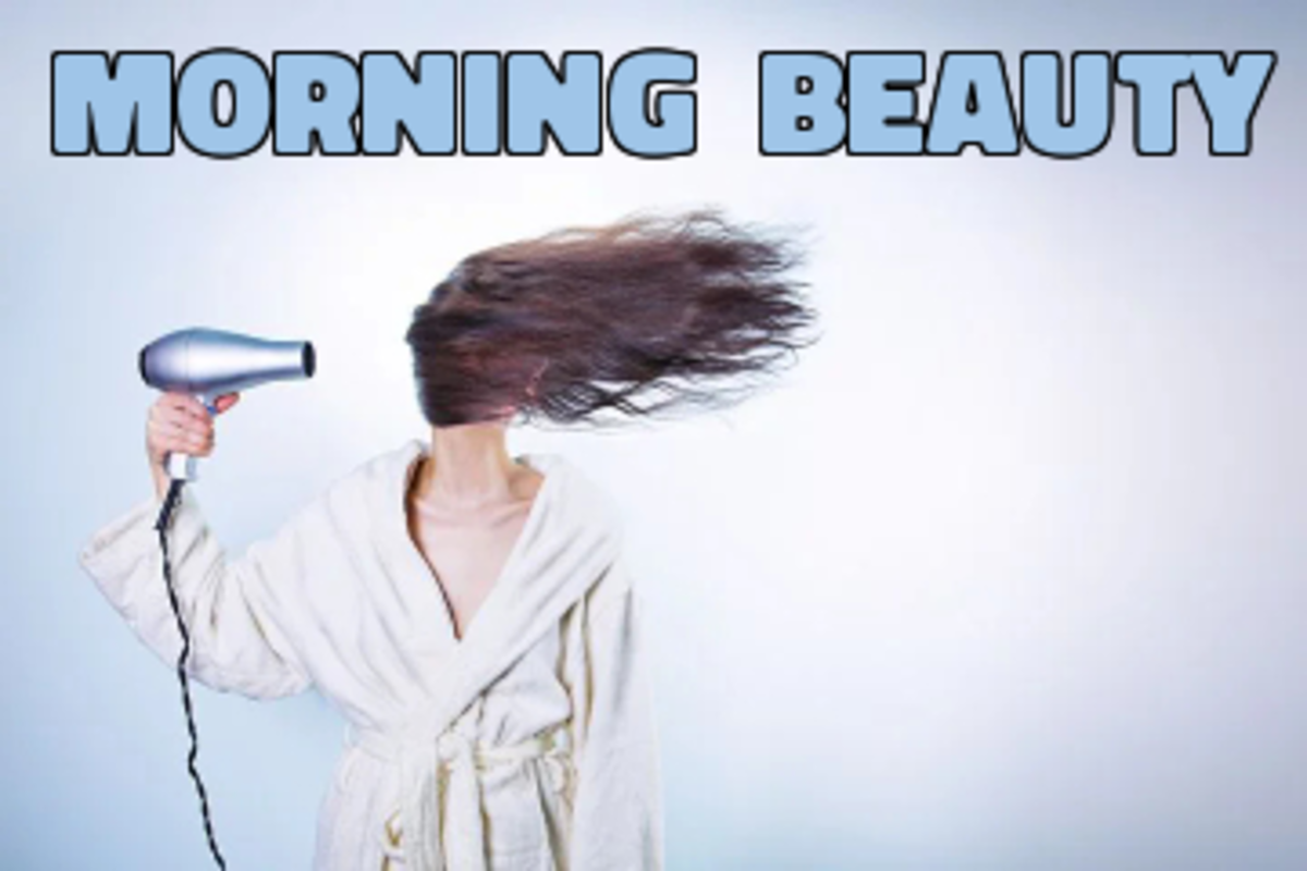 Poem: Morning Beauty